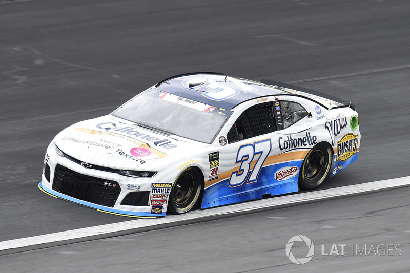 18. Chris Buescher, JTG Daugherty Racing, Chevrolet Camaro Cottonelle Wavy Clean Ripple