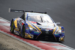 #19 Team WedsSport Bandoh Lexus LC500: Kenta Yamashita, Yuji Kunimoto