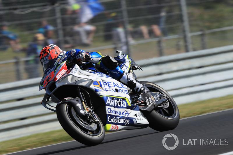 Ausfall: Tito Rabat, Avintia Racing