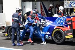 #35 SMP Racing Dallara P217 - Gibson: Victor Shaitar, Egor Orudzhev, Matevos Isaakyan