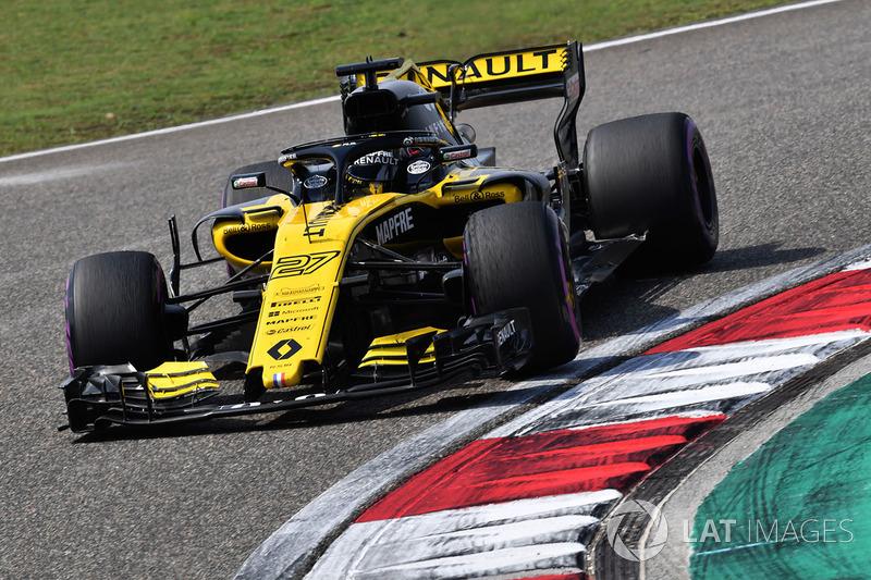 6e : Nico Hülkenberg (Renault)
