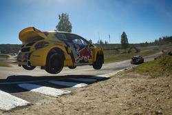 Kevin Hansen, Team Peugeot Total