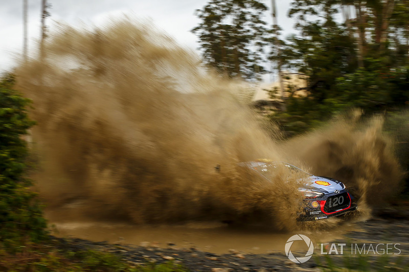 Андреас Міккельсен, Аннеш Єгер, Hyundai i20 WRC, Hyundai Motorsport