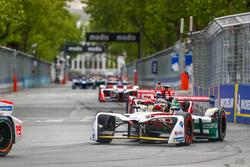 Daniel Abt, Audi Sport ABT Schaeffler, Jérôme d'Ambrosio, Dragon Racing