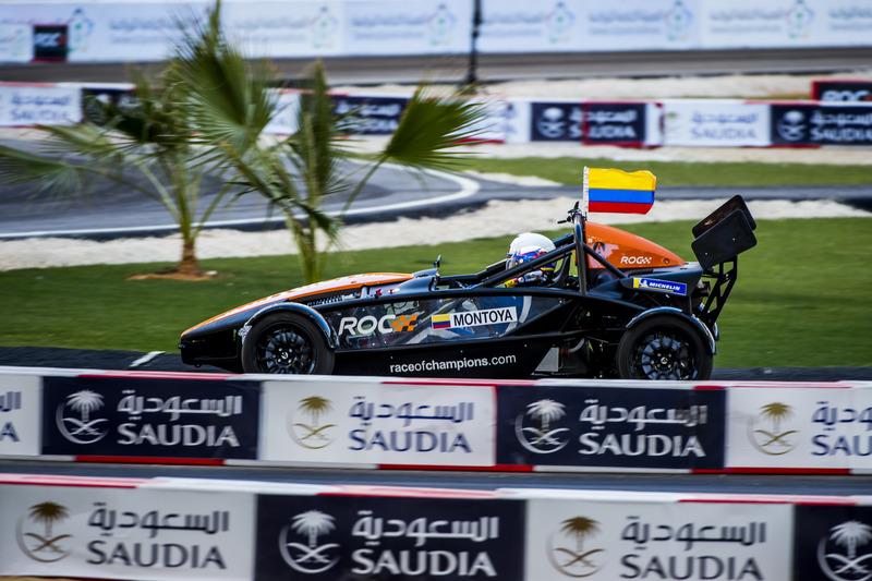 Juan Pablo Montoya, Ariel Atom Cup