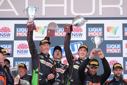 Winner GT4: Winner #30 Boat Works Racing BMW M4 GT4: Aaron Seton, Matt Brabham, Anthony Longhurst