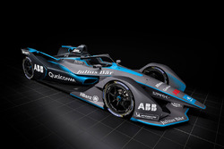 الجيل الثاني من سيارات الفورمولا إي
