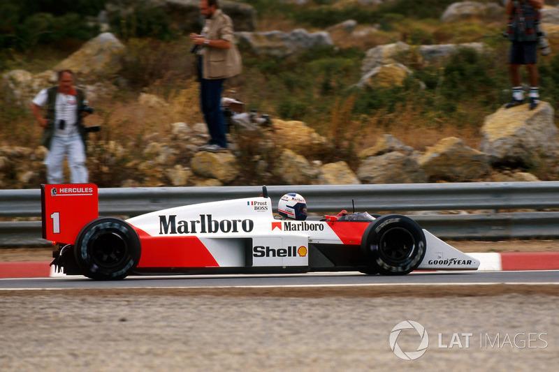 1987 - McLaren MP4/3