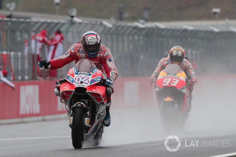7. Переможець Гран Прі Японії 2017 року: Андреа Довіціозо, Ducati Team