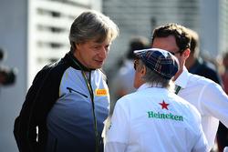 Jackie Stewart, Pirelli Engineer