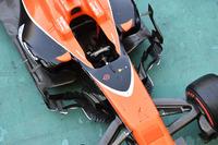 McLaren MCL32 detalle