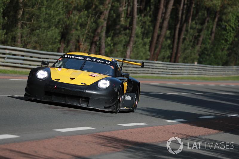 51. #56 Team Project 1 Porsche 911 RSR