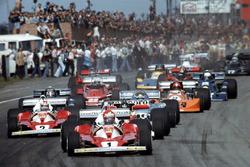 Zolder 1976, Niki Lauda, Ferrari 312 T2