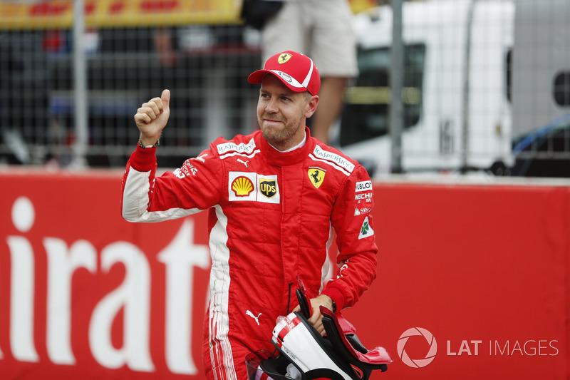 Bestätigt für 2019: Sebastian Vettel (Deutschland)