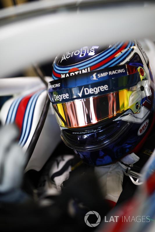 Sergey Sirotkin, Williams Racing.