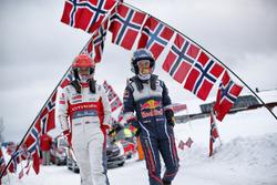 Скотт Мартін, Citroën World Rally Team, Даніель Баррітт, M-Sport Ford