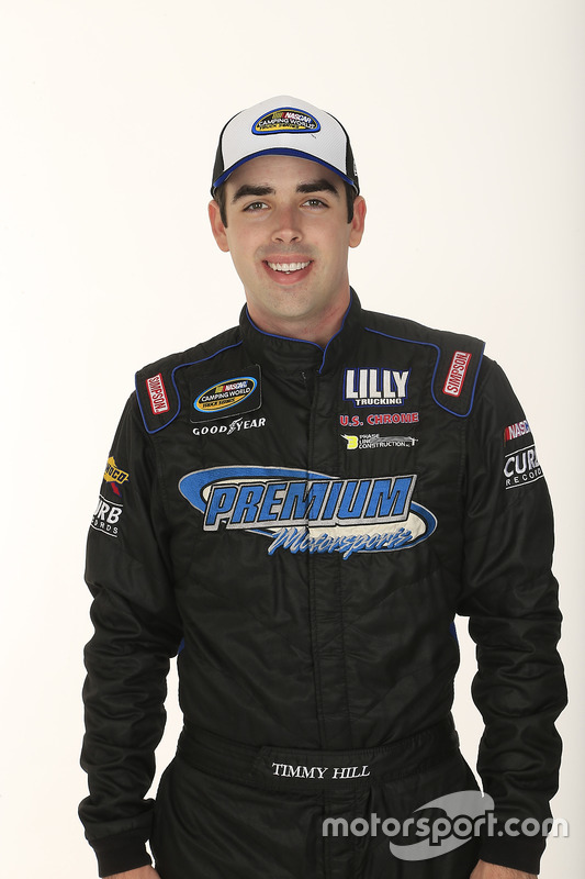 Timmy Hill, Chevrolet