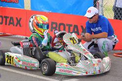Rubens Barrichello and Eduardo