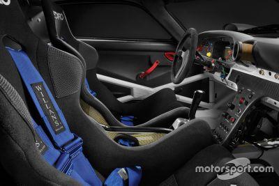 Presentación del Porsche 911 GT1 Evolution
