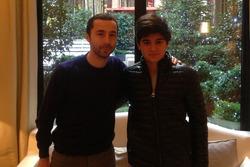 Caio Collet et Nicolas Todt