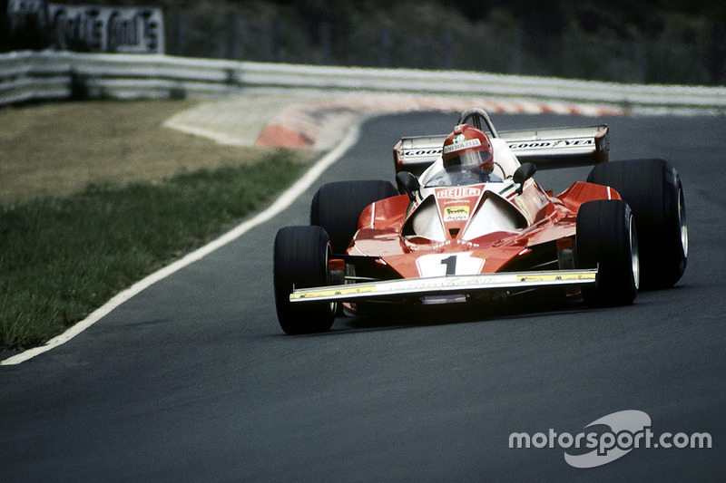 #32: Ferrari 312T2 (1976-1978)
