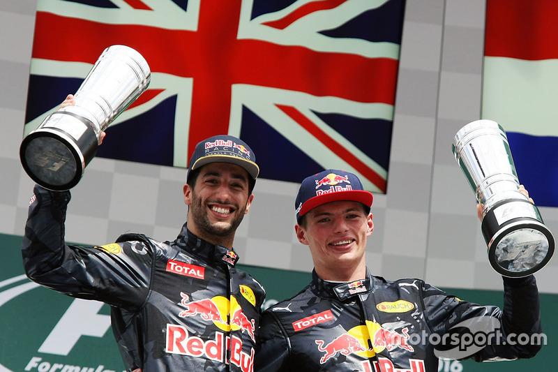 4. 2016, Grand Prix van Duitsland (derde)