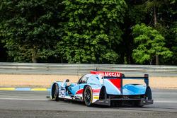 #25 Algarve Pro Racing Ligier JSP2 Nissan: Michael Munemann, Chris Hoy, Parth Ghorpade spins