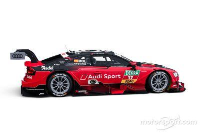Anuncio imagen de DTM de Audi RS 5