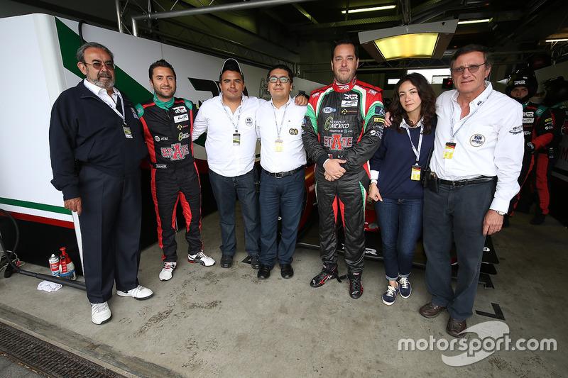 Ricardo Gonzalez, RGR Sport by Morand, Toni Calderon, RGR Sport by Morand sporting director