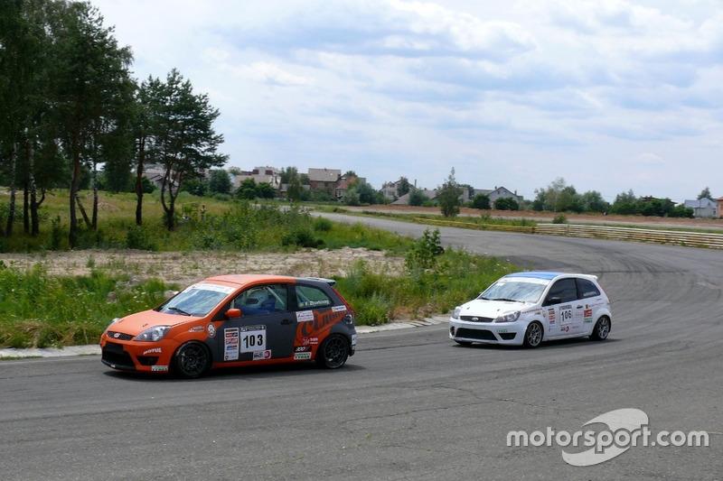 Жовтоног та Євтушенко- гонка 1