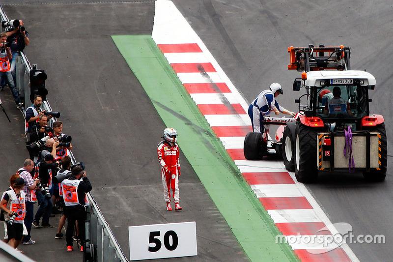 Ferrari: 15 очков