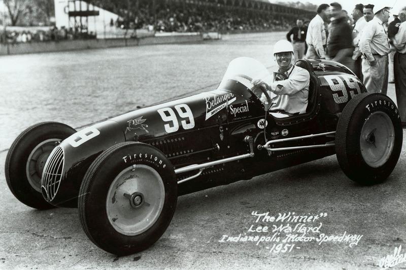 1951 - Lee Wallard