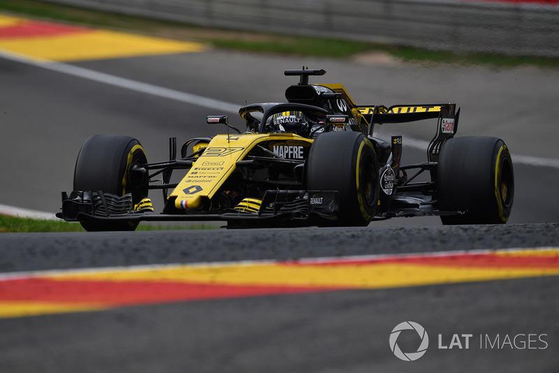 Ausfall: Nico Hülkenberg, Renault Sport F1 Team R.S. 18