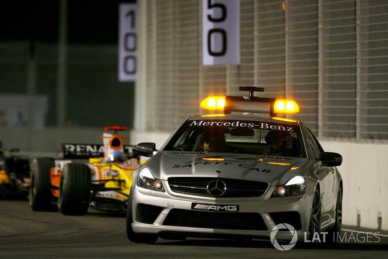 2008 : Grand Prix de Singapour