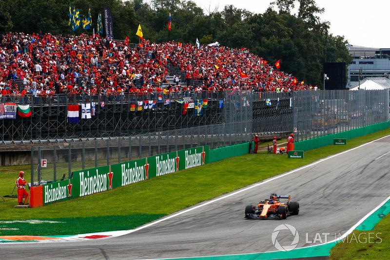 11. Фернандо Алонсо, McLaren — 44