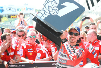 Ganador, Jorge Lorenzo, Ducati Team