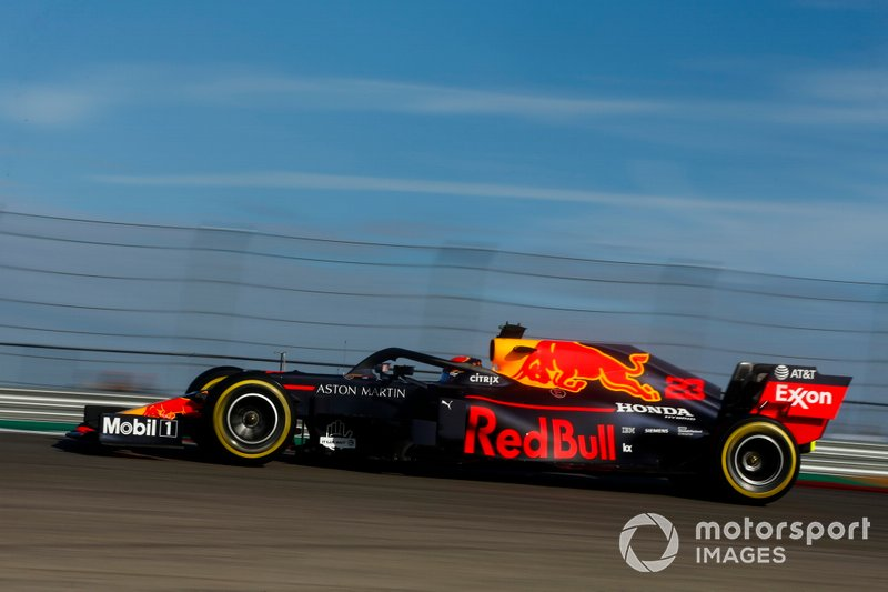 Alexander Albon, Red Bull RB15