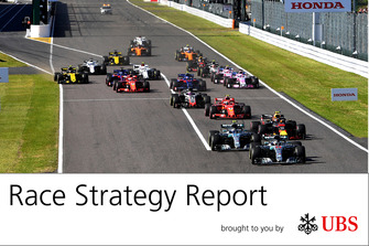 James Allen Race Strategy Report - Japanese GP