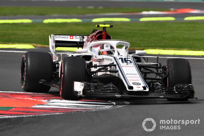 6. Charles Leclerc: 71 punten - nieuwe binnenkomer