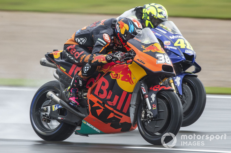 Bradley Smith, Red Bull KTM Factory Racing, Valentino Rossi, Yamaha Factory Racing