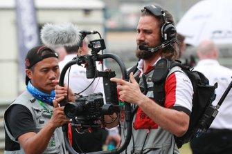 Camarógrafo de TV