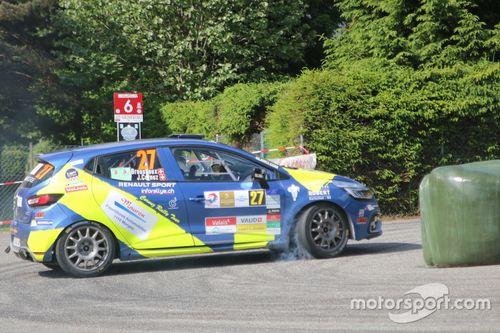 Clio R3T Trophy Alps: Rallye du Chablais