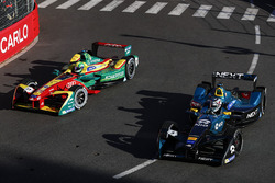 Nelson Piquet Jr., NEXTEV TCR Formula E Team y Lucas di Grassi, ABT Schaeffler Audi Sport