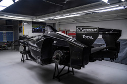 DS Virgin Racing car