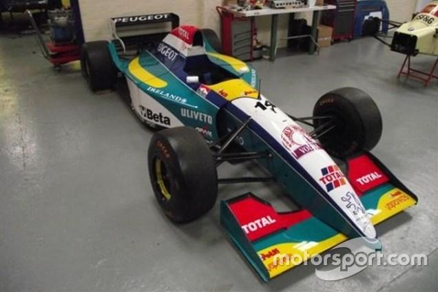 Jordan 195, 1995. Ціна: £97,5 тис.