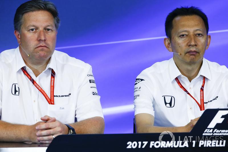 2017: напряжение между McLaren и Honda усиливается