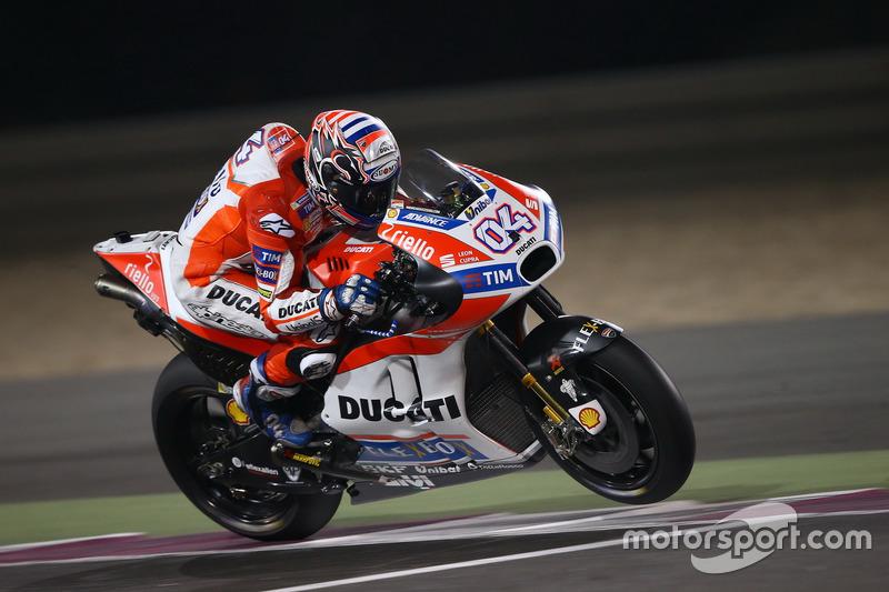 6 місце — Андреа Довіціозо (Італія, Ducati GP17) — коефіцієнт 17,00