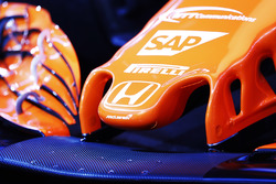 Detail neus, McLaren MCL32