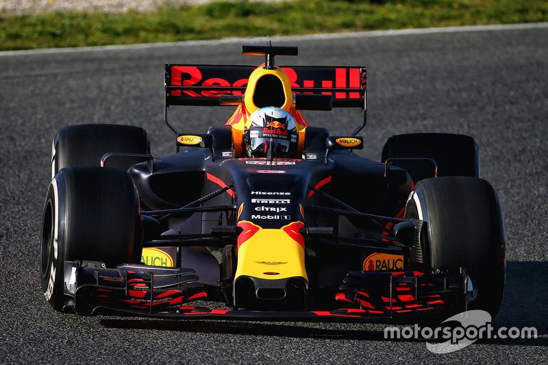Даниэль Риккардо, Red Bull (номер 3)