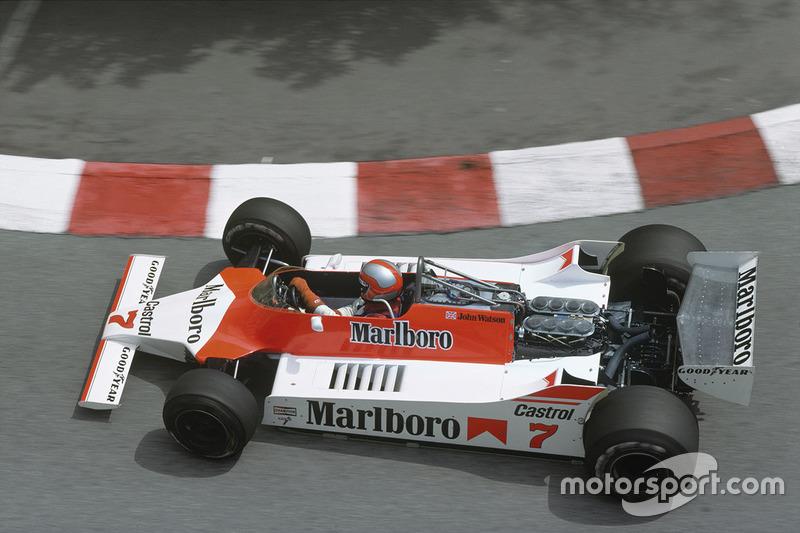 1979-1980: McLaren M29C